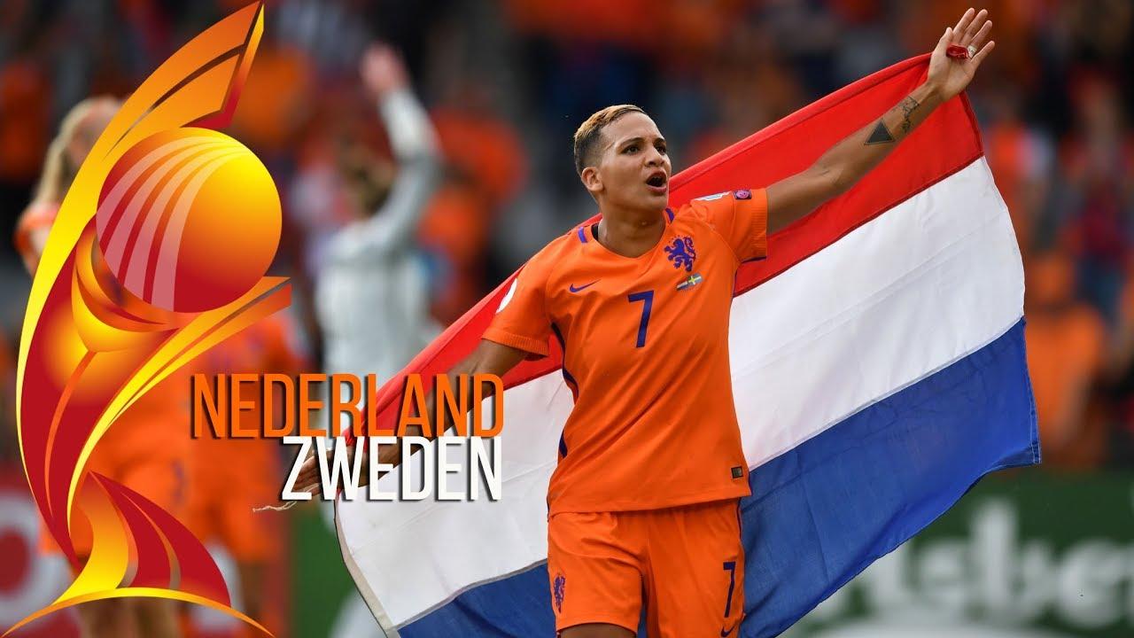 Vrouwenvoetbal Nederland Wit Rusland