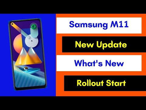 🔥 Samsung M11 New Update | New software Update M11 | Rollout Start | July Security Patch Update