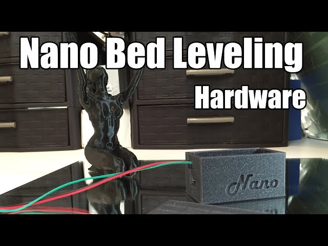 Nano Bed Leveling | Making an Auto Bed Leveling Sensor for less than $30