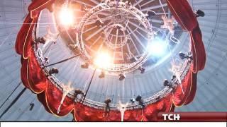 Тульский цирк зальют тоннами воды