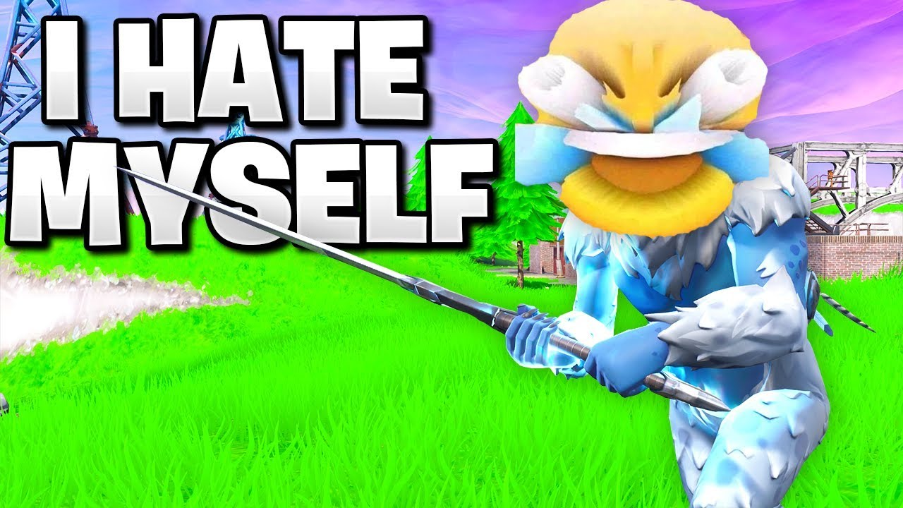 The Real Reason The Sword Was Vaulted In Fortnite Youtube