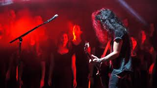 Chains fall to Gravity-Orphans Land Live- Shuni 13 6 2018