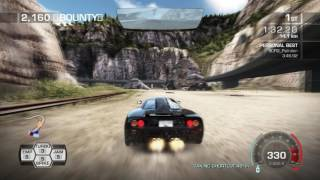NFS:Hot Pursuit | Highway Battle 3:46.82 | Former WR