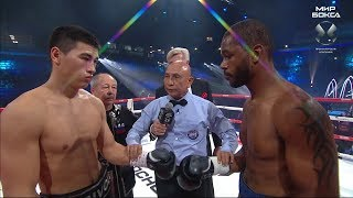 Dmitry Bivol - Jackson Junior | Дмитрий Бивол - Джексон Жуниор | Мир бокса