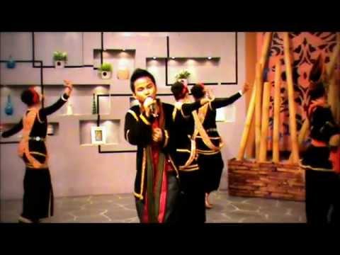 Hary Nianti - Raraa Beluran live performance @ TV1 -  (Sabah Borneo New Song)