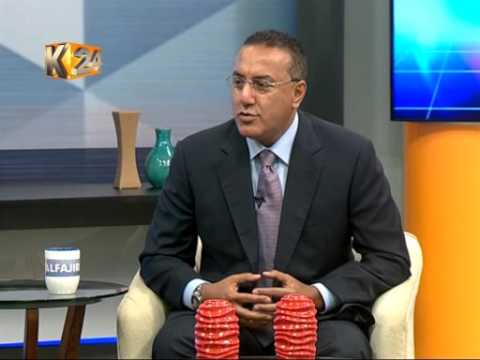 K24 Alfajiri: One On One with Tourism CS, Najib Balala