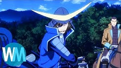 Top 10 Deadliest Anime Samurai