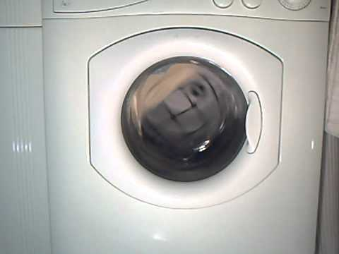 Ariston Washing Machine Spin After Wash