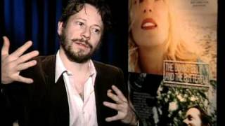 The Diving Bell and the Butterfly - Exclusive: Mathieu Amalric