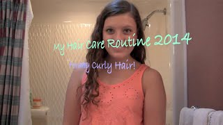 Summer Hair Care Routine: Curly Hair 2014! Thumbnail
