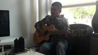 Stevie Wonder - Isn't She Lovely (Cover by Levi Rahajaan) HD