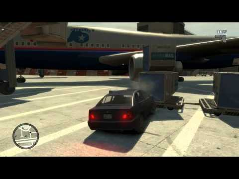 GTA IV: Airport Workers