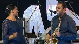 DONALD DUKE PERFORM LIVE AT LAGOS JAZZ FESTIVAL 2016