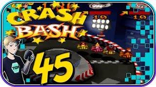 Crash Bash 2 Player 200% - Part 45: TAS AI