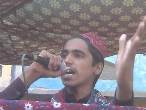 G H S S Darbello Sindh Culture Day English Speech Sheeraz Memon