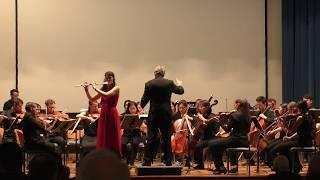 Jacques Ibert: Concerto pour flûte et orchestre, II. Andante