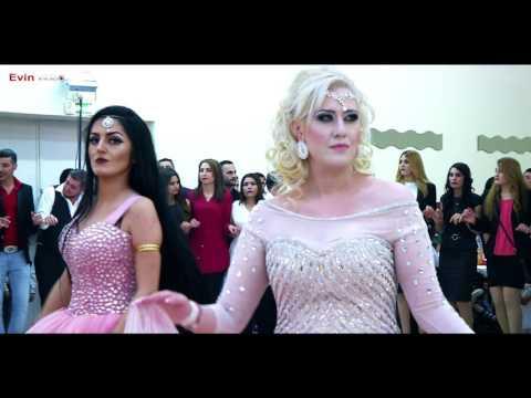 Imad Selim 2016 - Hussein & Janan part 1 Kurdische Hochzeit Lehrte - 07.10.2016 -By Evin Video