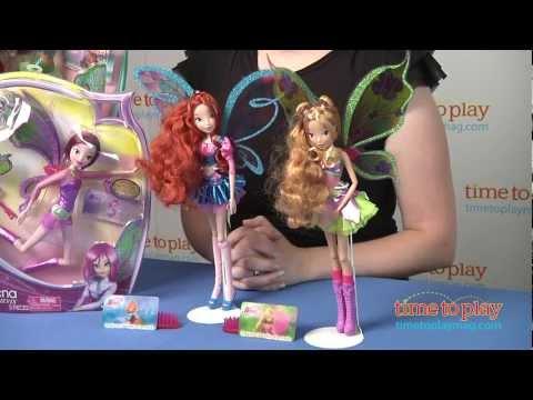 Winx Club Believix Dolls From Jakks Pacific