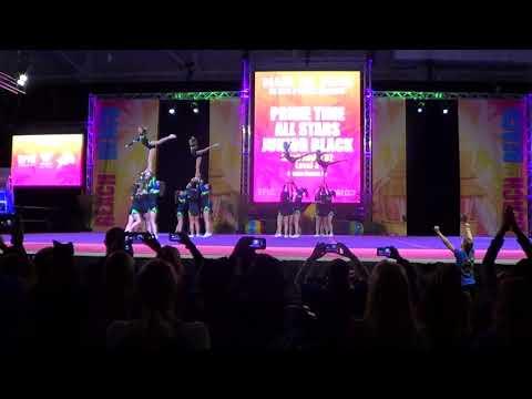 Prime Time All stars Junior Black Reach the Beach 2018