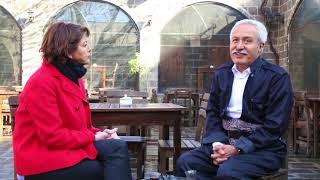 Şirin Payzın HDP Diyarbakır adayı Selçuk Mızraklı ile konuşuyor