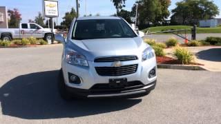 2015 Chevrolet Trax AWD 4dr LTZ | Boyer Chevrolet Lindsay