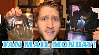 FAN MAIL MONDAY #7 -- HALO, GORILLA POO & SEX TOYS