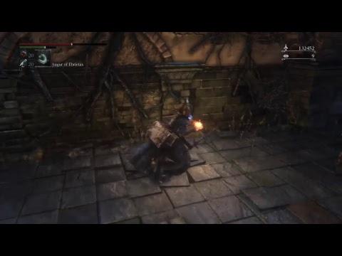 New game+ in bloodborne makes me feel like a noob again