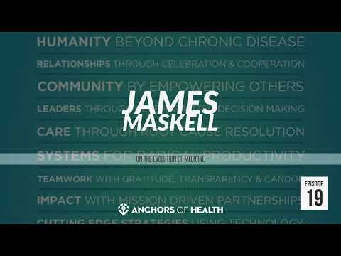 19: The Evolution of Medicine with James Maskell