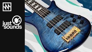 Just Sounds: Spector Euro LT 5 String Bass with Darkglass Electronics Preamp