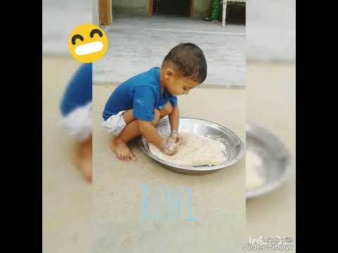 Sab to jyada sararti bacha //// vekho ge ta hassa ni ruke ga