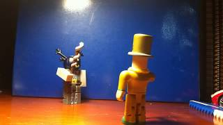 Ein neuer Freund (Roblox stopmotion) #Roblox Spielzeug