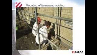 Утепление фасадов утеплителем PAROC.wmv(Использование изоляции PAROC в системах штукатурных фасадов., 2012-03-21T07:20:17.000Z)