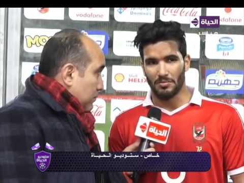 فيديو لقاء مع صالح جمعه ويتحدث عن خلافه مع عماد متعب HD شاهد الحقيقة