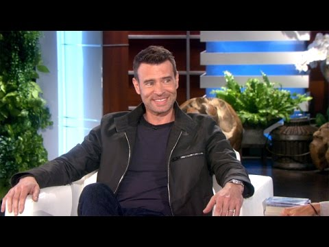 Scott Foley's Marriage Proposal