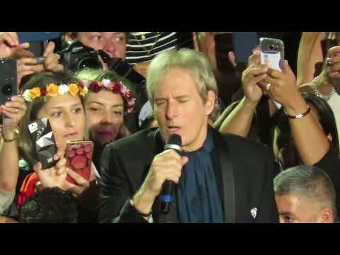 Michael Bolton - When a Man Loves a Woman (Santiago-Chile 2018)