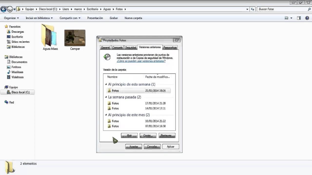 software recuperar archivos borrados