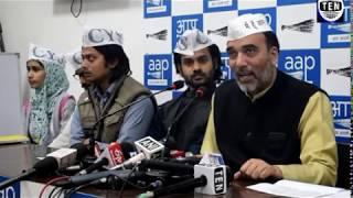 """AAP to launch mega agitation to demand full statehood for Delhi"": Delhi Minister Gopal Rai  "