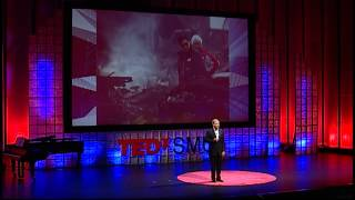 Pat Walsh - Nations Have Interests... but People Have Friends -  TEDxSMU 2013