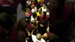 GULO DURING HALFTIME // GINEBRA VS SMB GAME 4
