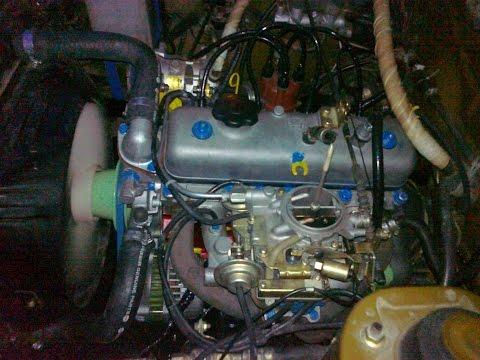 Toyota Corolla KE20 3k Engine 4cyl Chassis Body 1973-1974 Overhauling Restore Project 1200cc rwd