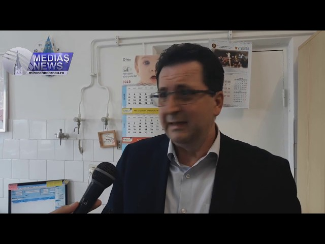 Nicorici Gheorghe - Manager Spital Medias