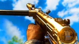 La Type100 en OR !! (Call of Duty: WW2) La Ruée Vers L'Or #2