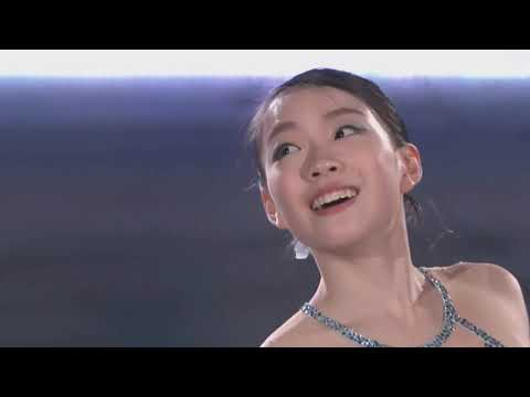 紀平梨花 世界選手権に向けての応援動画R4