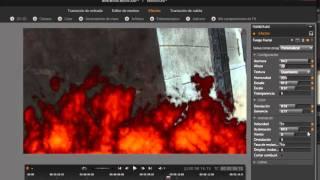 Efecto de Fuego y Humo con Pinnacle Studio 19 Tutorial
