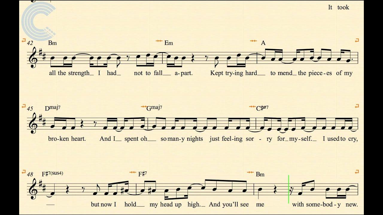 Tenor sax i will survive gloria gaynor sheet music chords tenor sax i will survive gloria gaynor sheet music chords vocals youtube hexwebz Choice Image