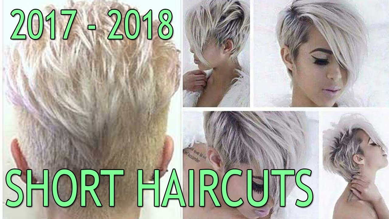 Eye Catching Short Haircuts For Ladies 2017