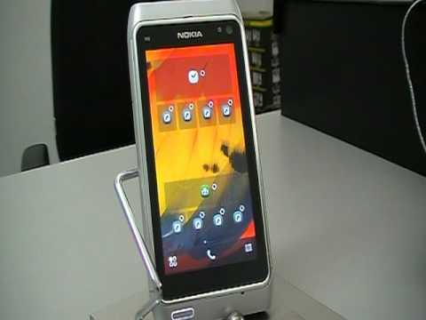 Nokia N8 - O.s. Belle 2.0