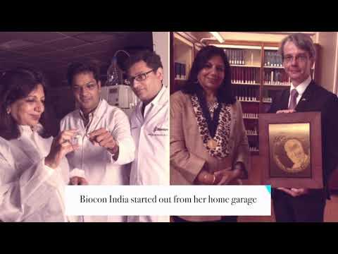 Introduction of ICMR Lifetime Achievement Awardee Dr Kiran Mazumdar-Shaw