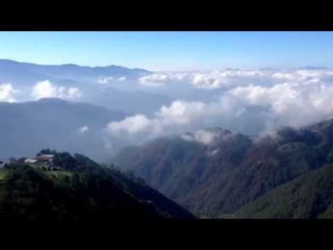 Highest Point of the Philippine Highway System in Atok, Benguet