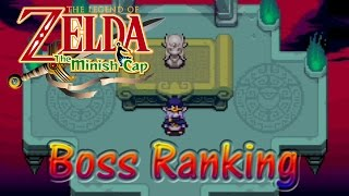 Minish Cap Boss Ranking